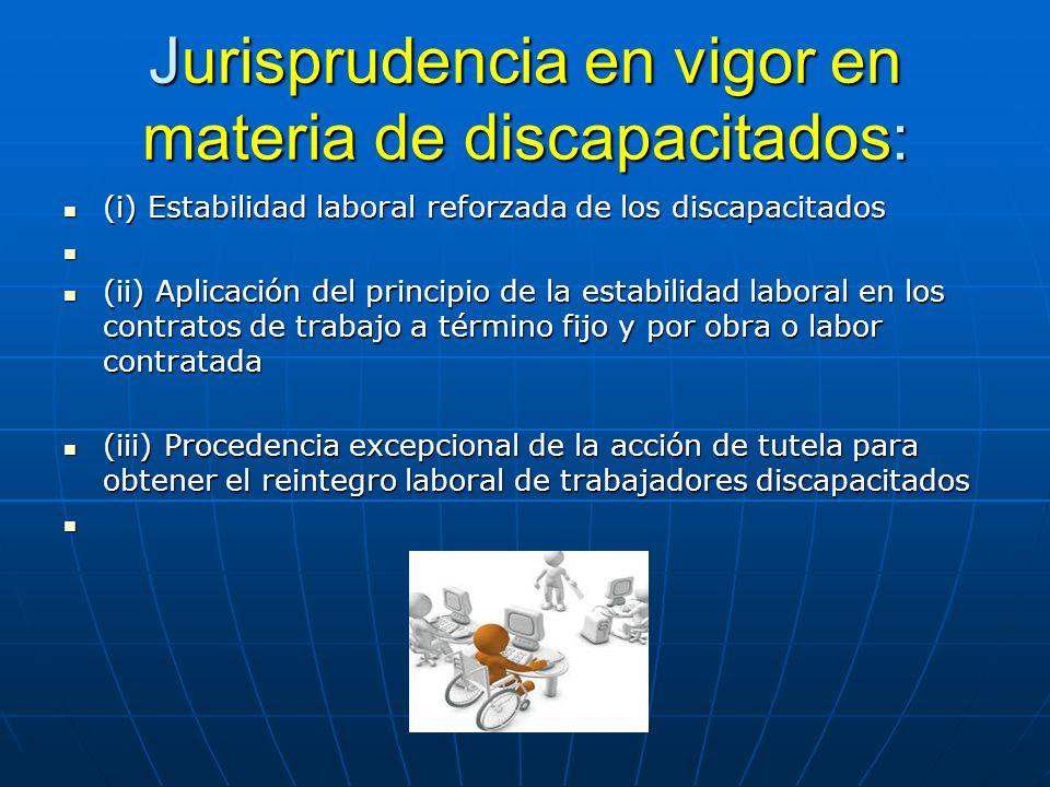 Jurisprudencia en vigor y precedente: JURISPRUDENCIA EN VIGOR: JURISPRUDENCIA EN VIGOR: precedente constitucional fijado reiteradamente por la Corte,
