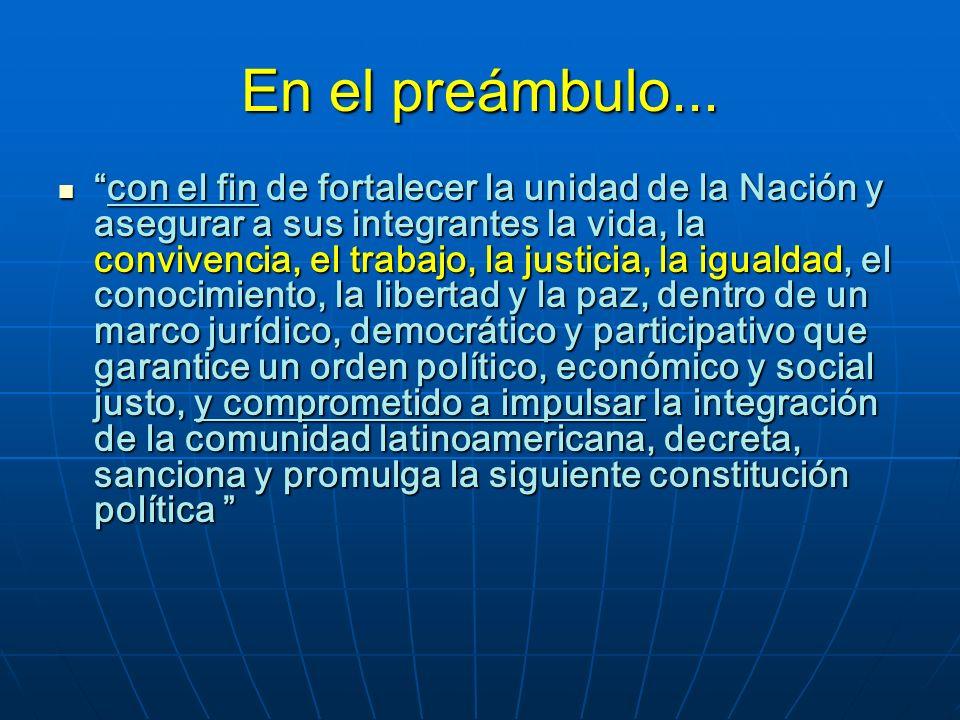 Los valores en la constitución Articulo 2. Son FINES esenciales del Estado: servir a la comunidad, promover la prosperidad general y garantizar la efe