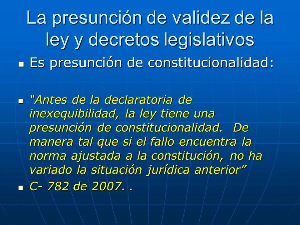 El orden normativo legislativo Leyes: Leyes: ( 361 de 1997) ( 361 de 1997) ( de autorizaciones, ley 1474 de 2011) ( de autorizaciones, ley 1474 de 201