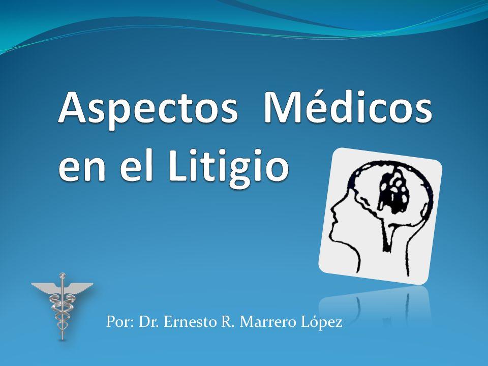 Por: Dr. Ernesto R. Marrero López