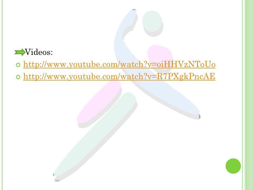 Videos: http://www.youtube.com/watch?v=oiHHVzNToUo http://www.youtube.com/watch?v=R7PXgkPncAE