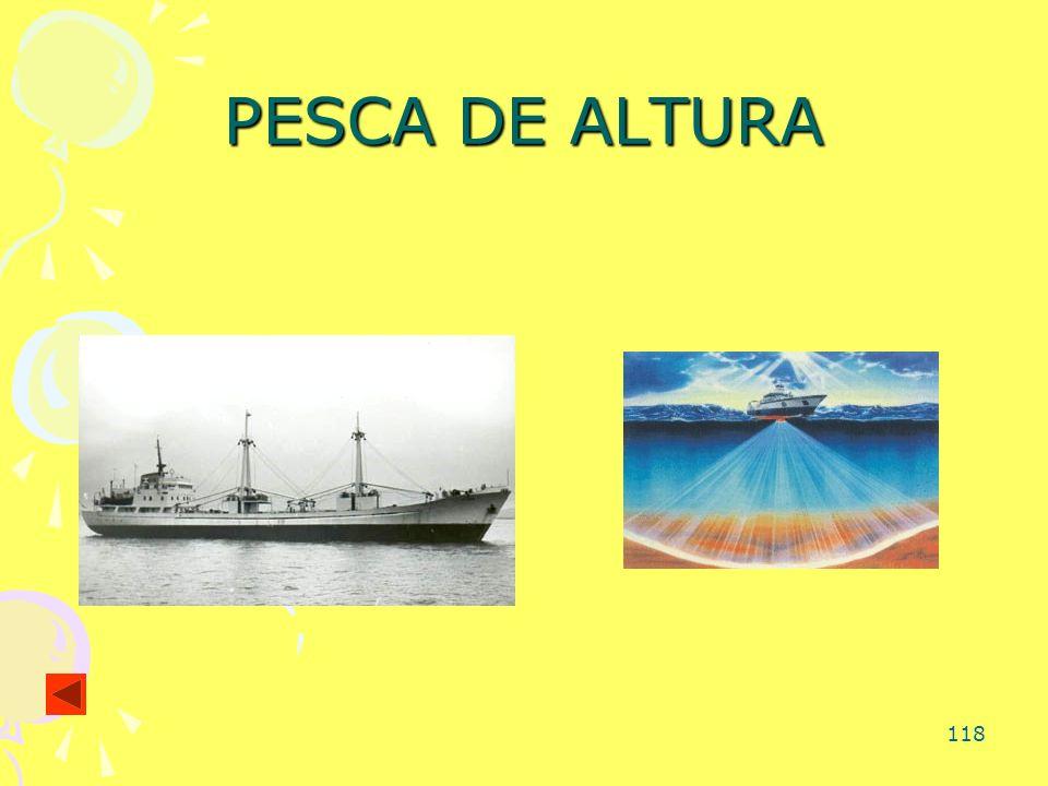 118 PESCA DE ALTURA