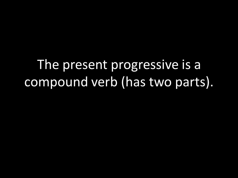 It is formed by using the present tense of the verb estar and the present participle – speaking, doing (-ing words).