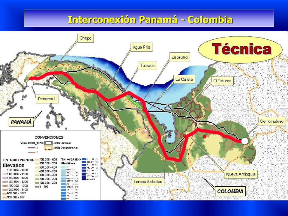 Interconexión Panamá - Colombia Interconexión Panamá - Colombia