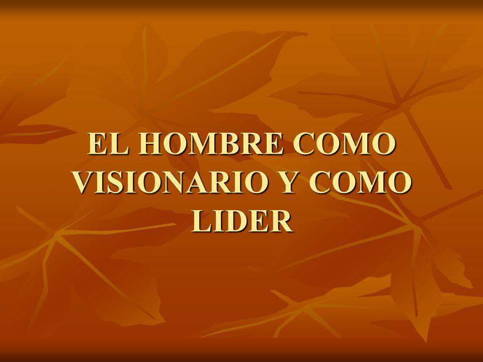 CARACTERISTICA DE UN LIDER 1.