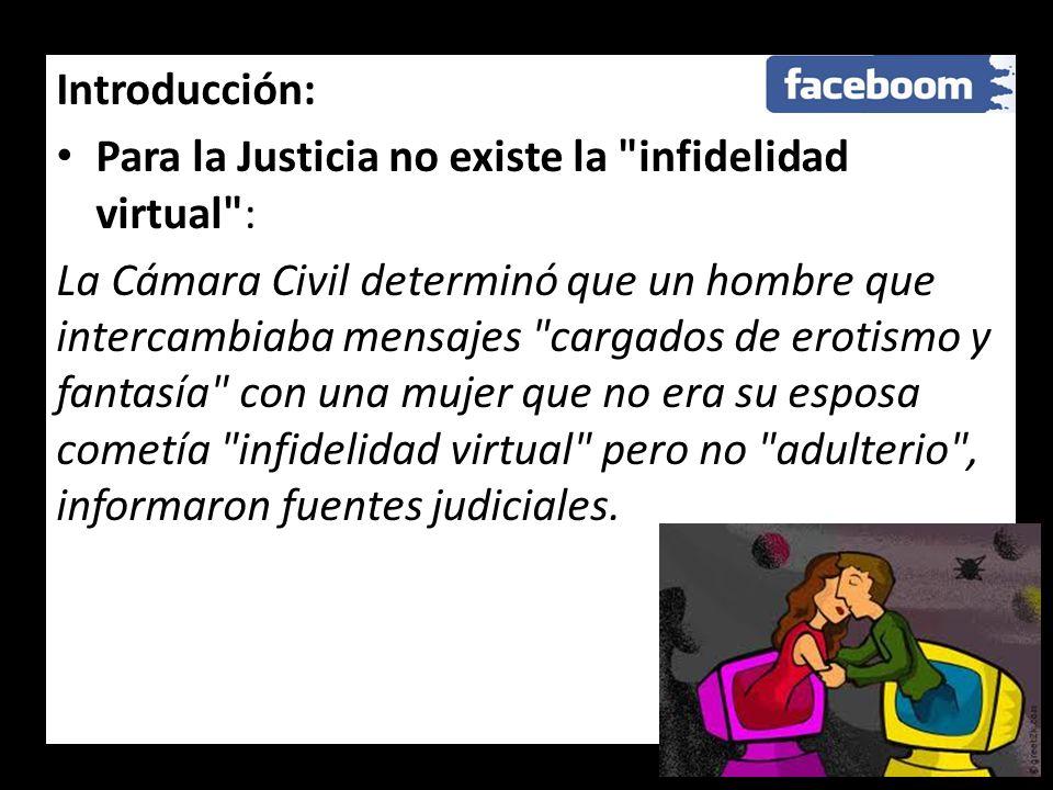 Introducción: Para la Justicia no existe la