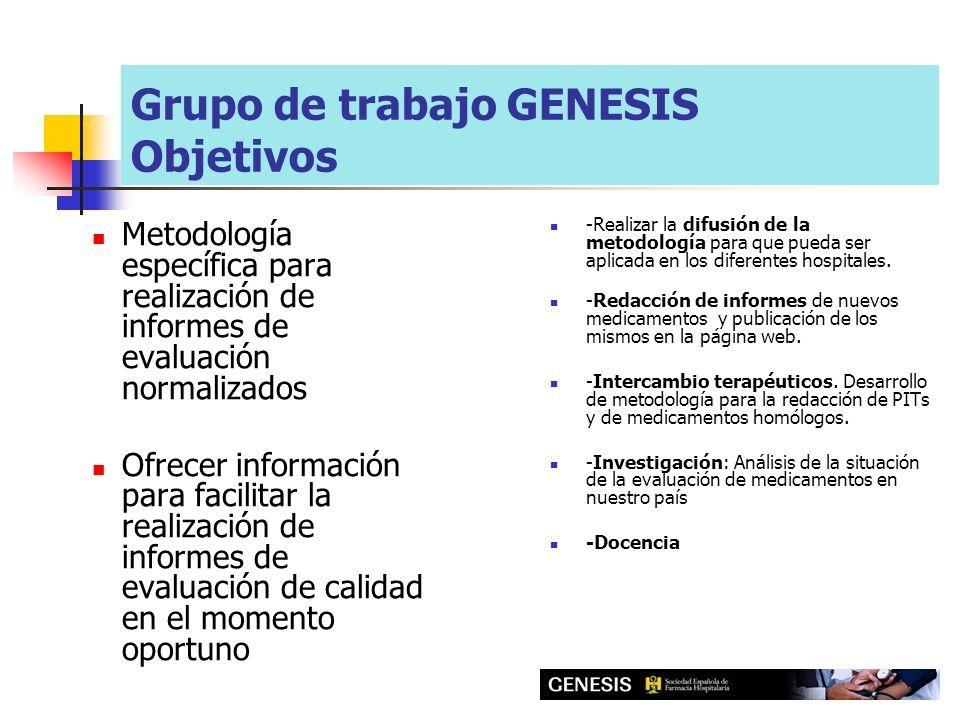 Metodología específica para realización de informes de evaluación normalizados Ofrecer información para facilitar la realización de informes de evalua