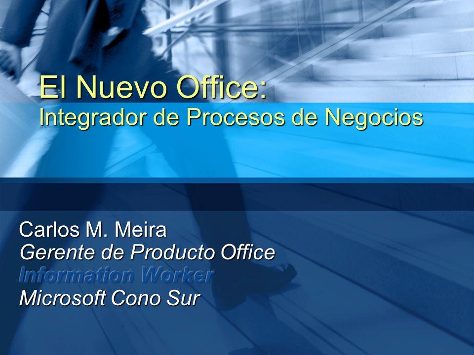 Agenda El Nuevo Mundo del Trabajo Haciendo negocios con Office system Plan de Marketing con socios de negocios El futuro con la versión 2007 de Microsoft Office