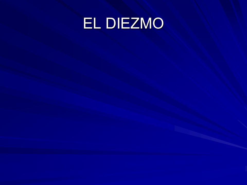 EL DIEZMO