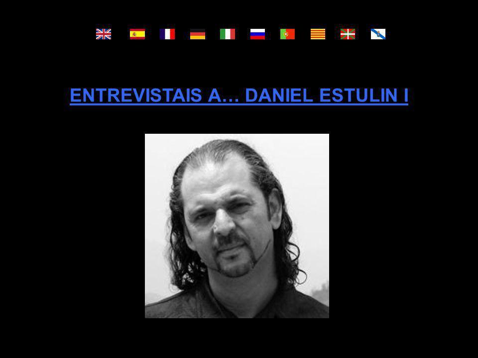 RESPUESTA DE DANIEL ESTULIN: Ojo.