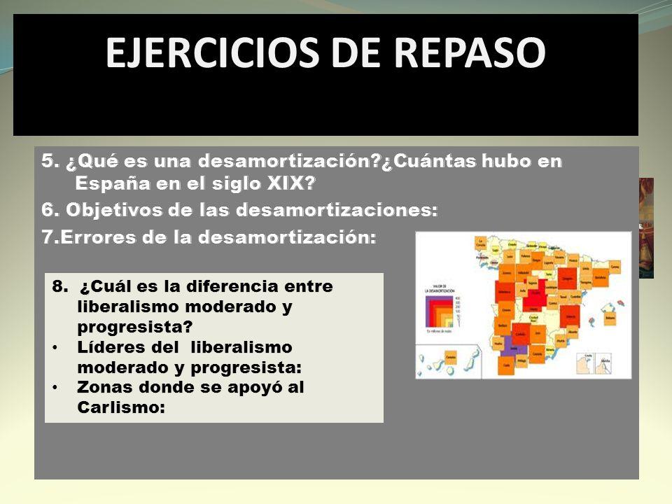 EJERCICIOS DE REPASO