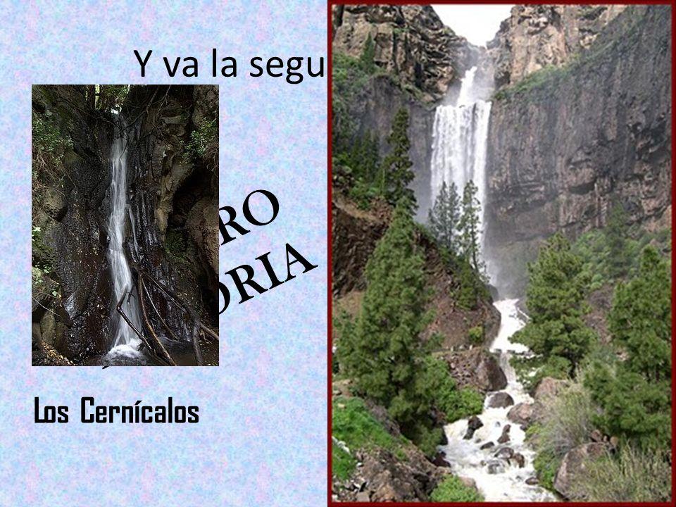 Y va la segundita textura Barranco de Azuaje Los Cernícalos CAIDERO DE SORIA