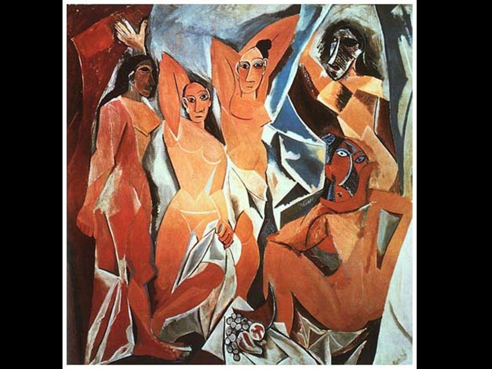 6.Base filosófica: Las aportaciones filosóficas de Bergson son muy importantes para el Cubismo.