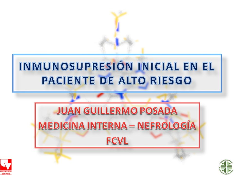 PACIENTES INFECTADOS (HVB, HVC y VIH) HVB: No hay estudios aleatorizados.