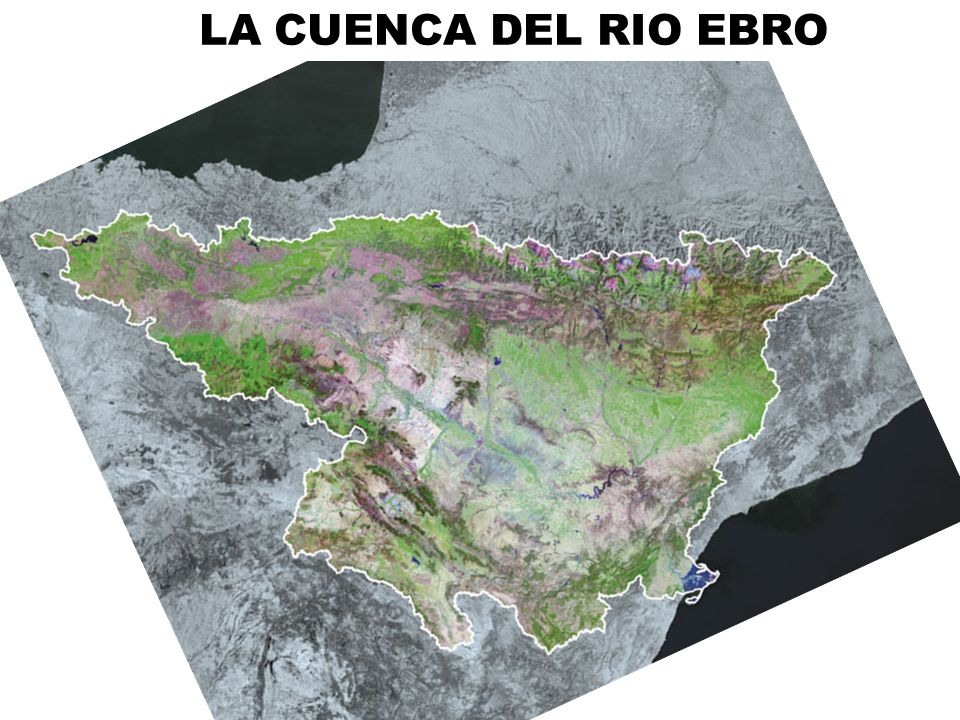 Embalse de Ardisa (Huesca) Embalse de gran capacidad que se llena con agua del río Gállego pero situado fuera del valle.