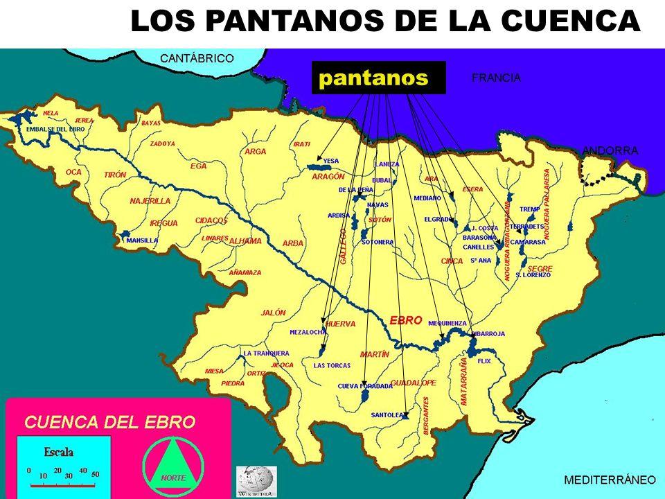 LOS PANTANOS DE LA CUENCA pantanos