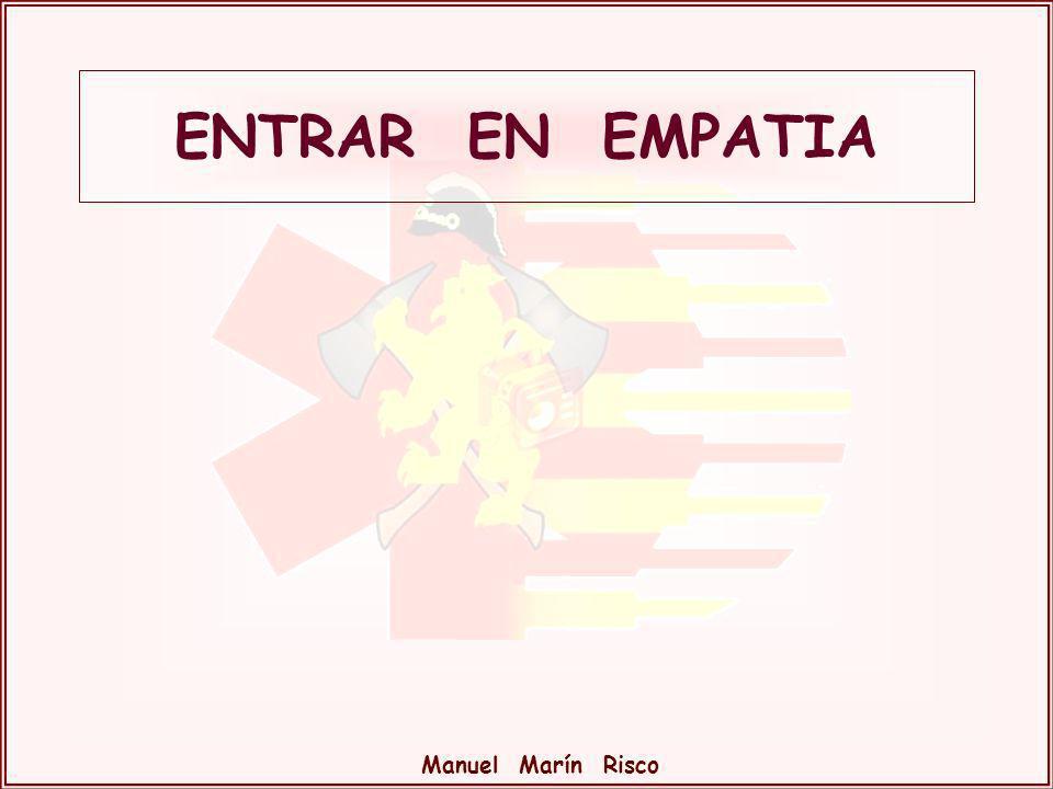 Manuel Marín Risco ENTRAR EN EMPATIA