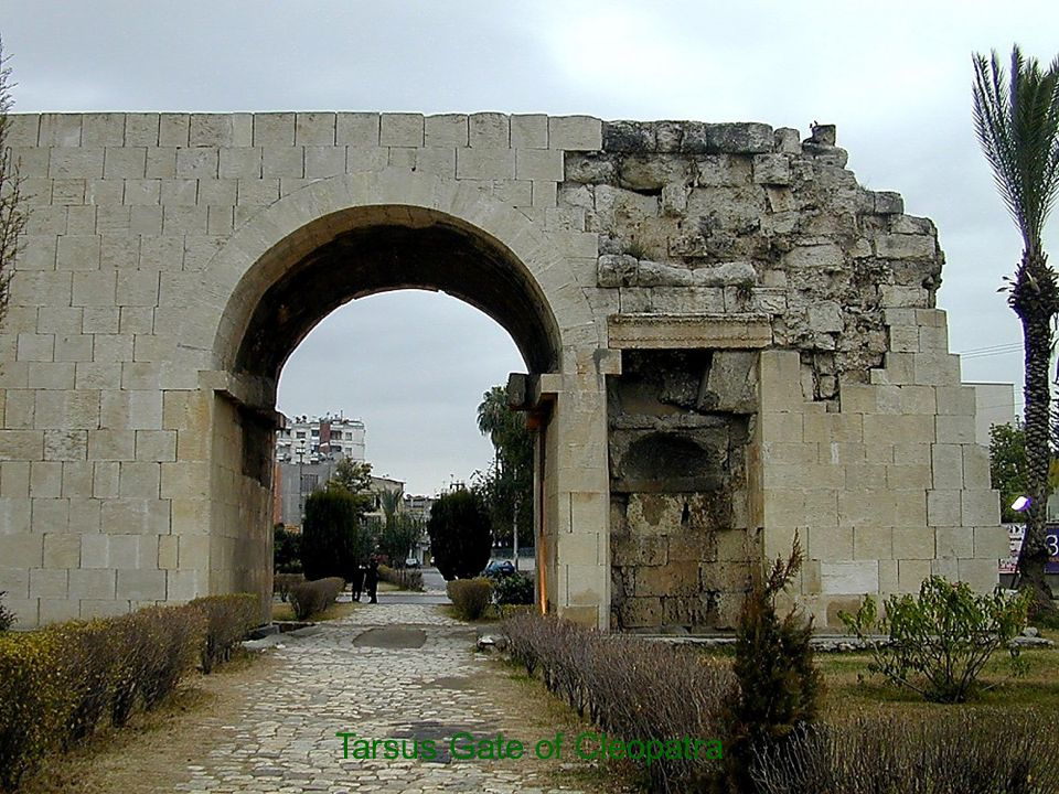 Tarsus Gate of Cleopatra