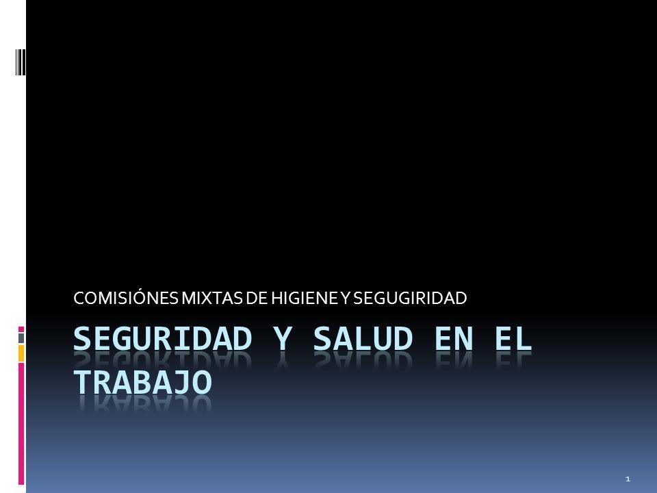 1 COMISIÓNES MIXTAS DE HIGIENE Y SEGUGIRIDAD