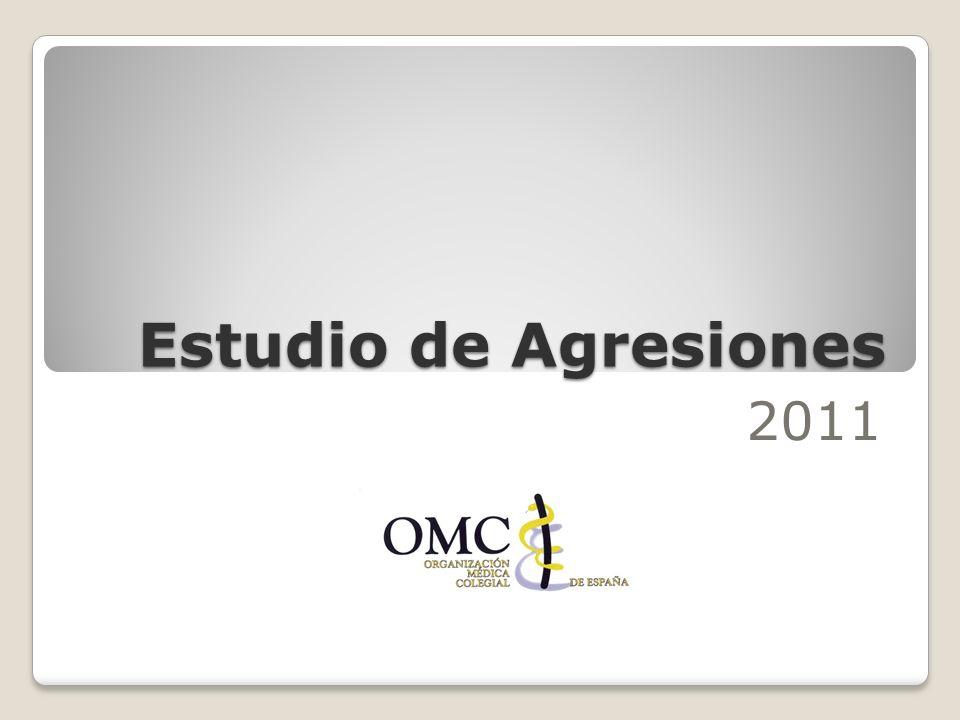Estudio de Agresiones 2011