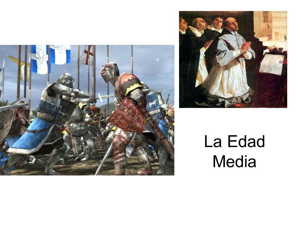 La Edad Media es un largo periodo histórico comprendido entre el s.