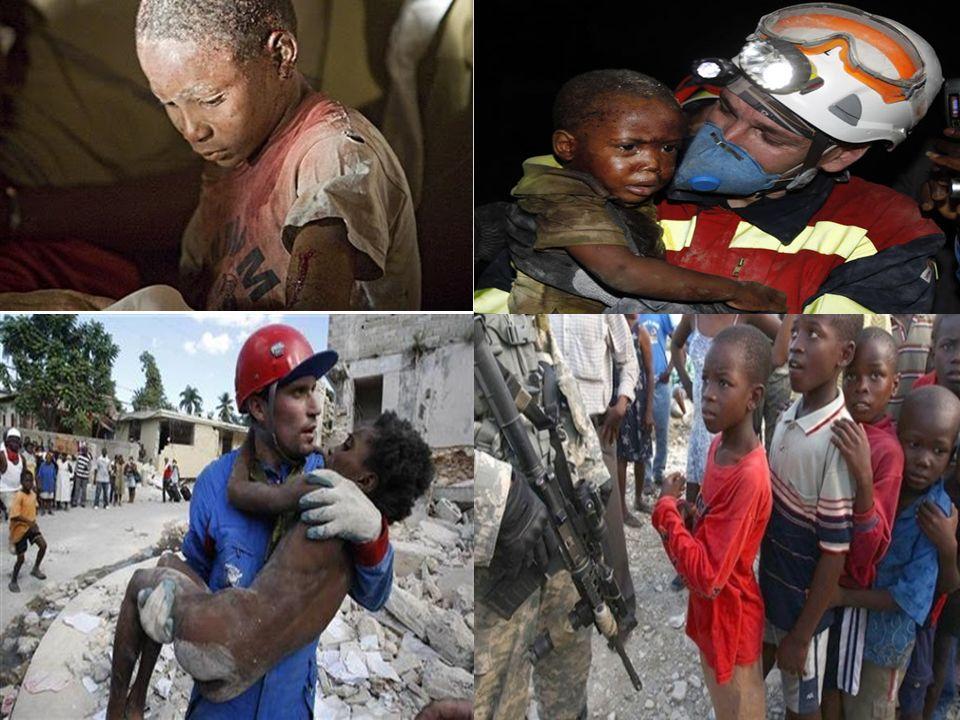 Todos los países que ayudan a Haití y envían recursos sanitario. Estados Unidos-Envió médicos rescatista, medicinas y alimentos. México. Soldados – al