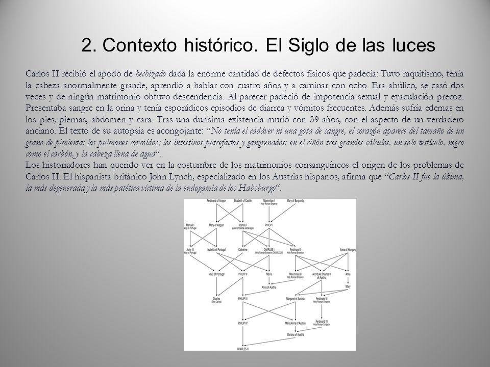 3.Características literarias. 3.1. Etapas 1.