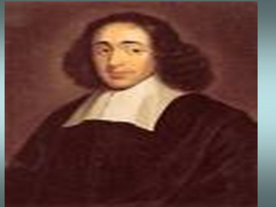ESPINOZA, Baruch (1632-1677) Sustancia divina infinita. Ideas: modos de Dios contenidas en el atributo pensamiento. La libertad humana es el pensamien