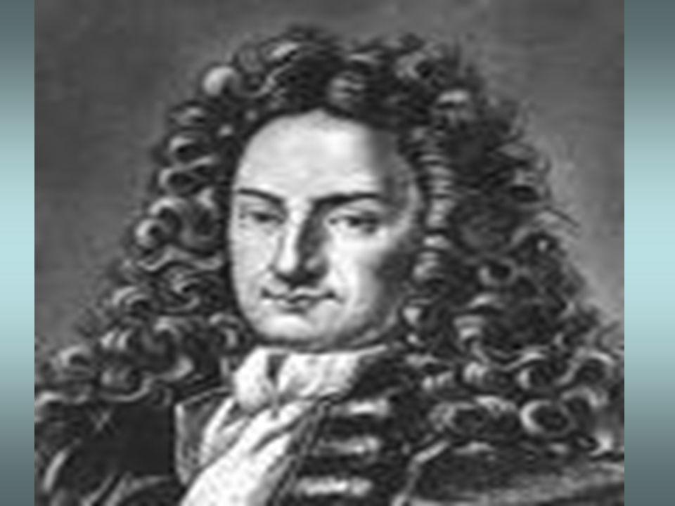 LEIBNIZ, Gottfried (1646-1716) Criterio de verdad del conocimiento en su necesidad intrìnseca y no en su contraste con la realidad. Esa necesidad la p