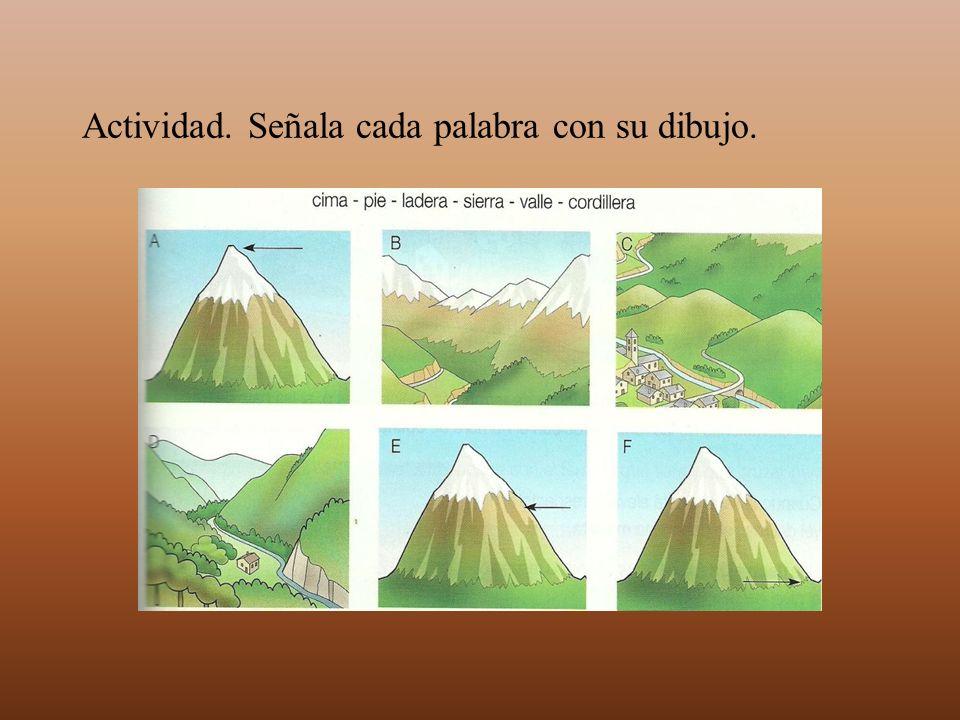 B.Paisaje de interior de llano –Llanura: es una extensión de terreno plana.