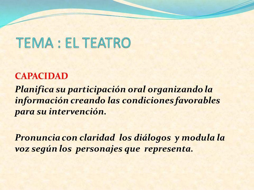 PREGUNTAS DE CONTENIDO ¿Qué es el teatro? ¿Cuáles son sus elementos? ¿Cómo debe ser la organización? ¿Cuáles son los géneros teatrales ? ¿Cómo debe se