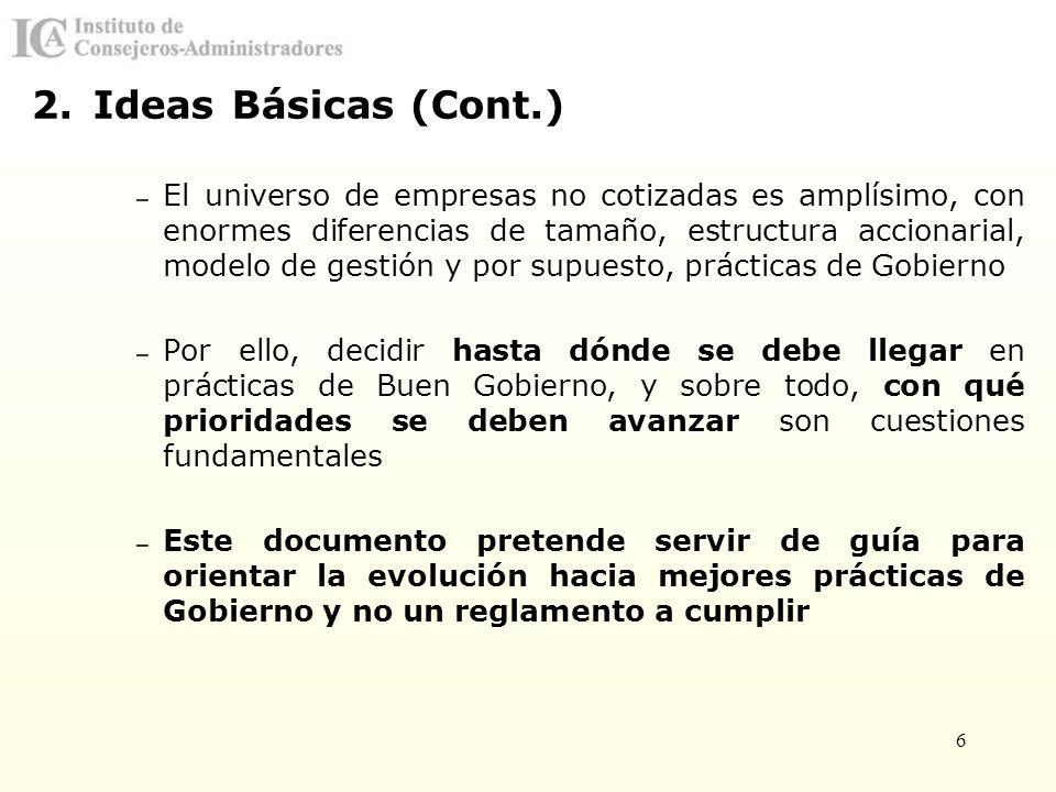 7 Condición sine qua non: Tener la firme voluntad de gobernar bien la empresa.