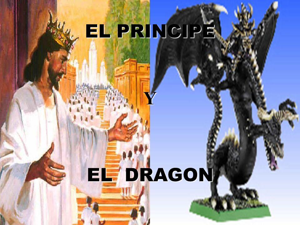 EL PRINCIPE Y EL DRAGON