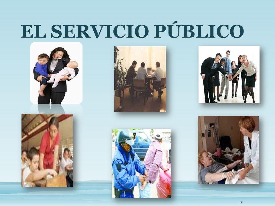 EL SERVICIO PÚBLICO 5