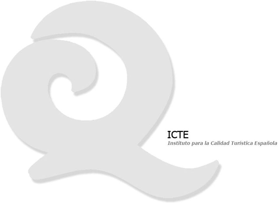 ICTE Instituto para la Calidad Turística Española