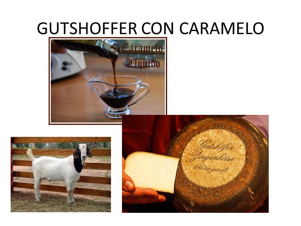 GUTSHOFFER CON CARAMELO