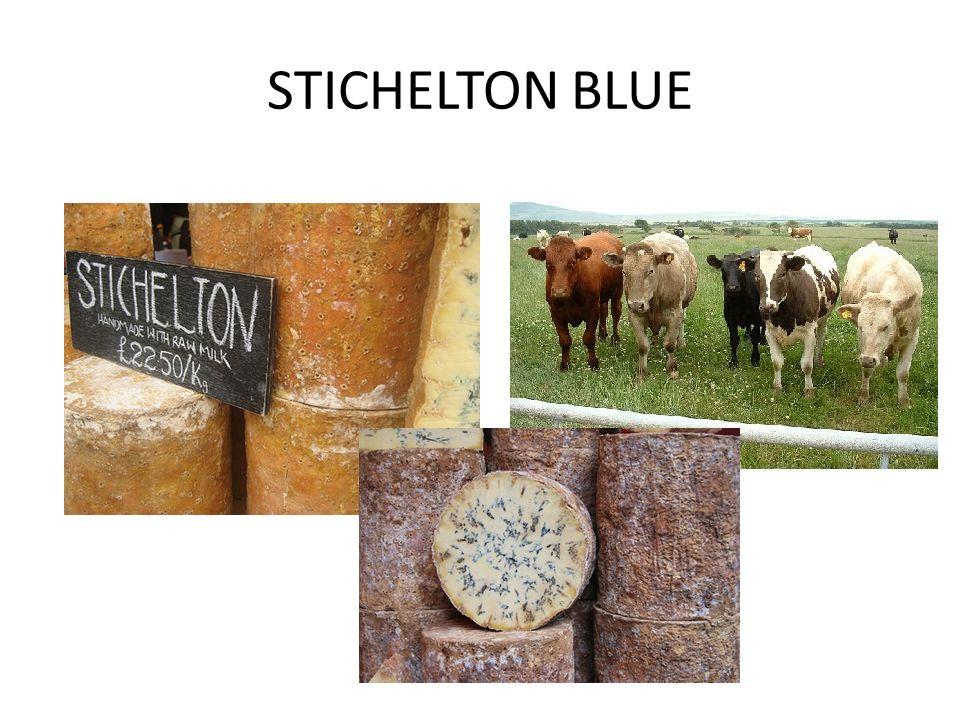 STICHELTON BLUE