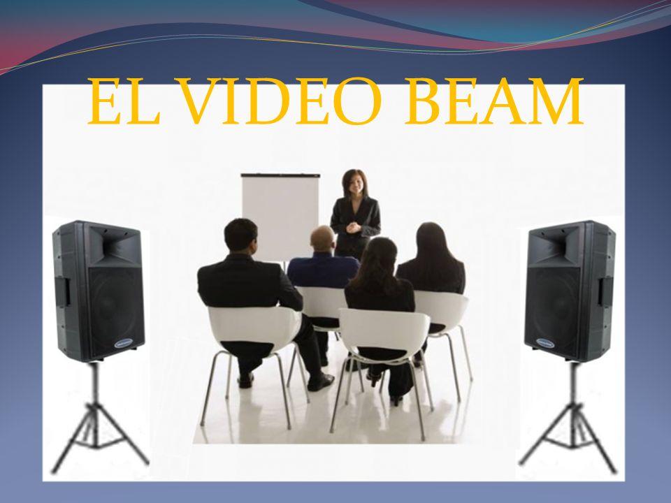 EL VIDEO BEAM