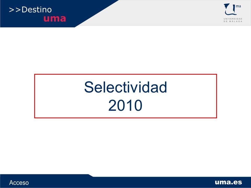 Preinscripción 2010 Desaparece el cupo reservado del 30% de las plazas para los alumnos de Formación Profesional