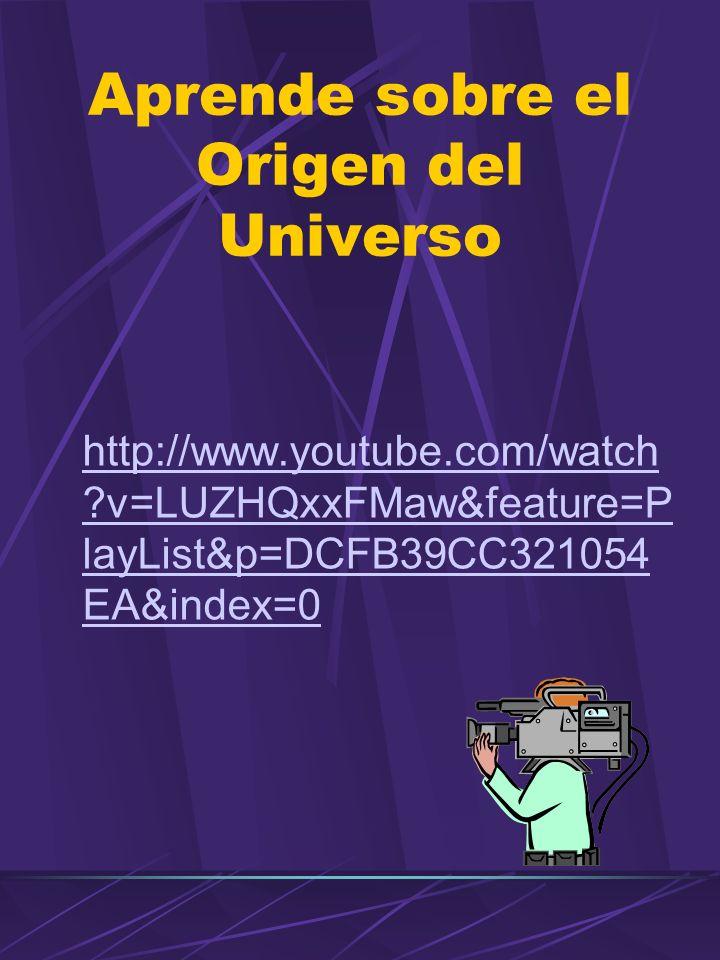 El conocimiento del espacio se va desarrollando por la información de los astrónomos que aprovechan la información proveniente de los satélites artifi