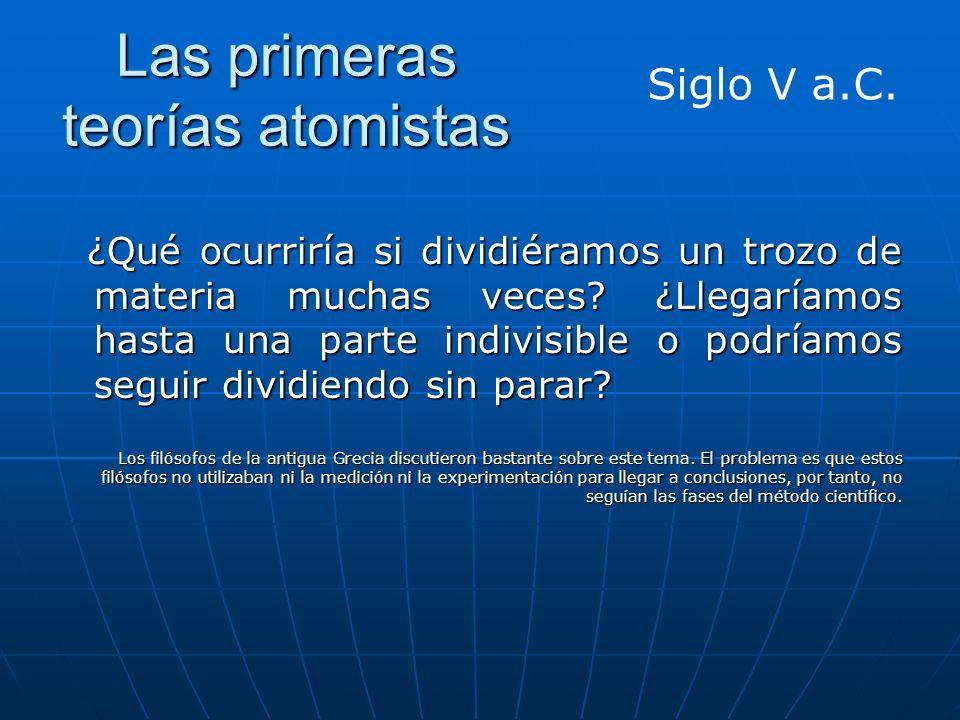 Los átomos grandes albergan a varias órbitas o capas de electrones.
