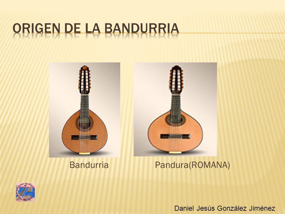 BandurriaPandura(ROMANA) Daniel Jesús González Jiménez