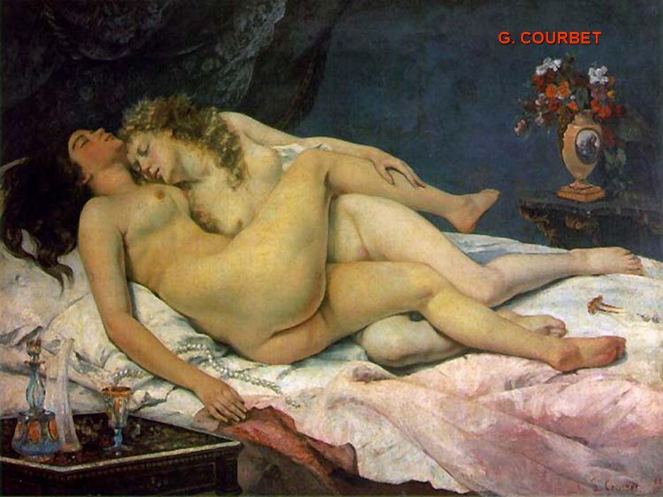 ©Jesús Pérez-Sevilla Courbet (1819-1877) reflejo de lo cotidiano G. COURBET