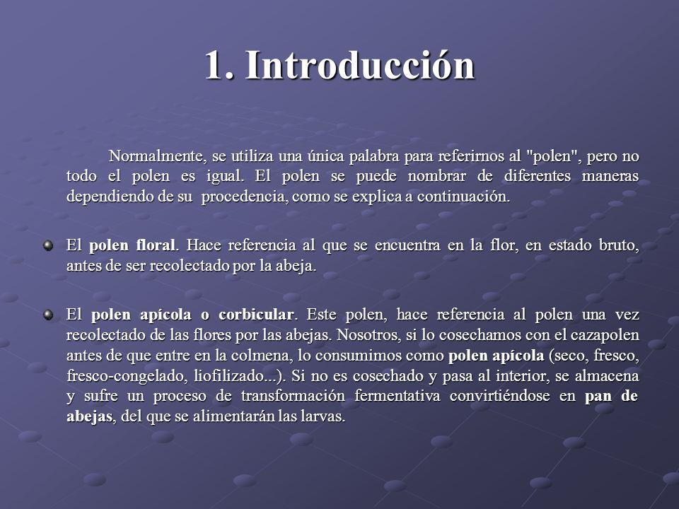 7. Producción y comercialización