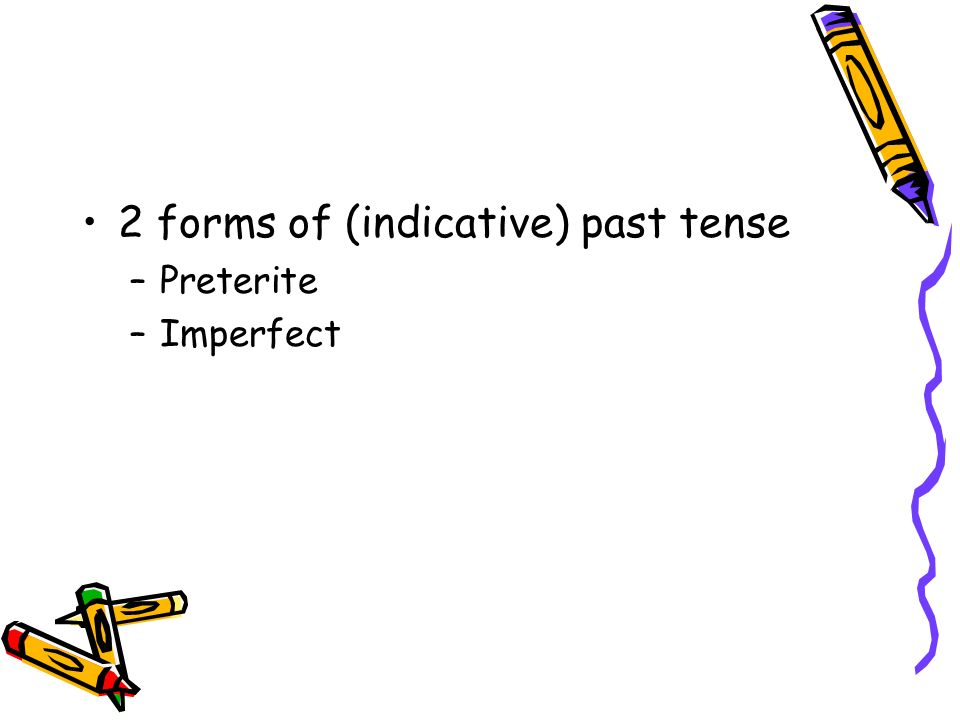 -ar and –er verbs -ar and –er stem-changing verbs in the present tense do NOT have a stem change in the preterite.