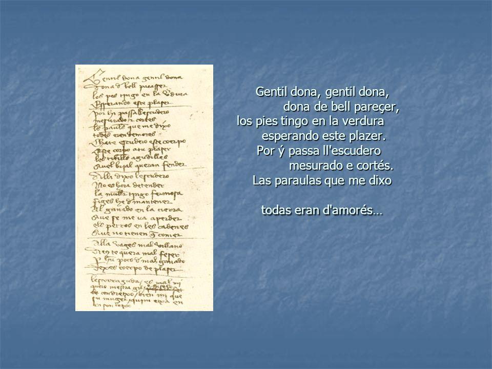 Romancero Viejo Los romances más antiguos son de finales del siglo XIV y principalmente del siglo XV.