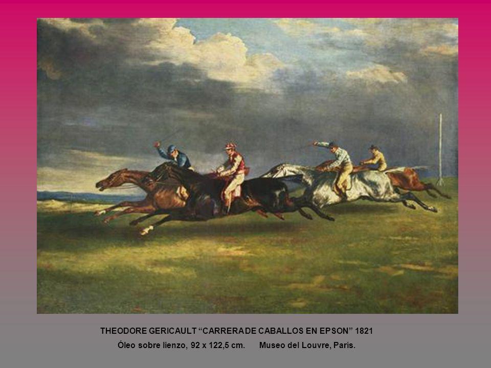 EADWEARD MUYBRIDGE CABALLO AL GALOPE, 1872. Secuencia fotográfica; Museo Kingston-Upon-Thames.