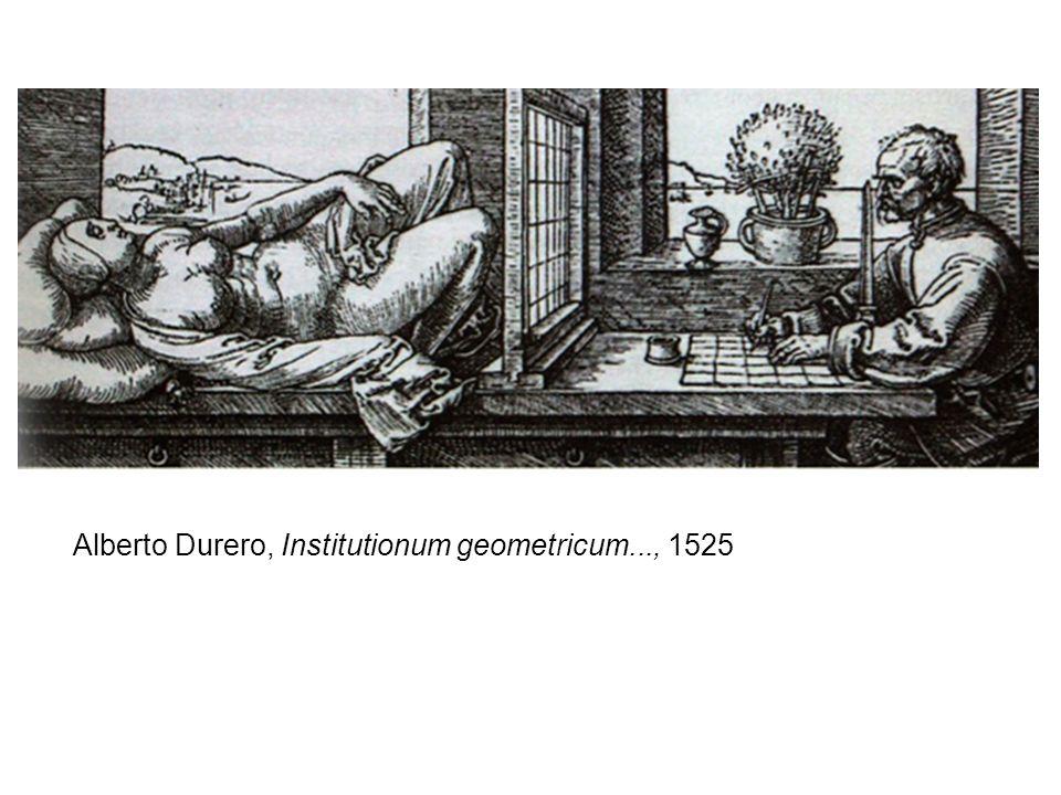 Alberto Durero, Institutionum geometricum..., 1525