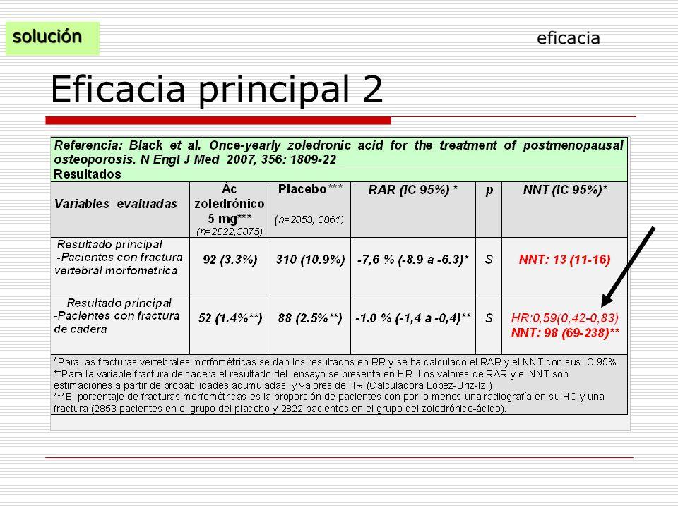 Eficacia principal 2