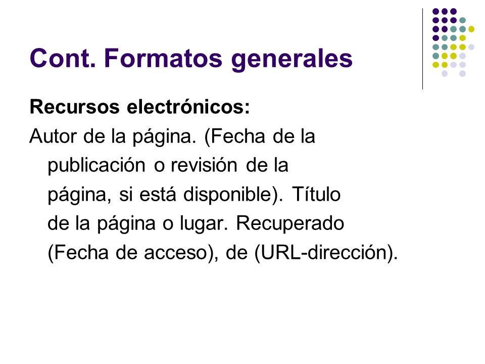 Ejemplos de referencias según APA: Revista profesionales o journals: Artículo con dos autores: Bennett, C.